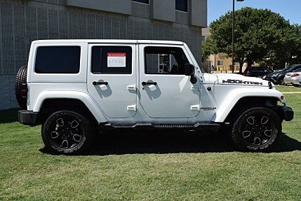 2017 Jeep Wrangler 4WD Unlimited Sahara for sale 100996600