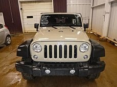 2017 Jeep Wrangler 4WD Unlimited Sport for sale 100999209