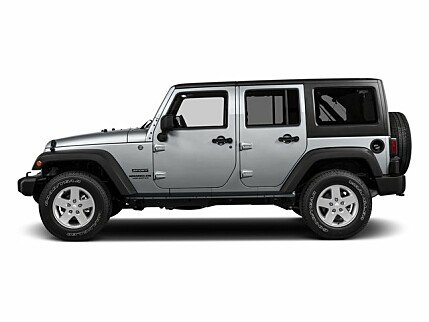 2017 Jeep Wrangler 4WD Unlimited Sport for sale 101024140