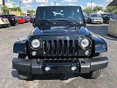 2017 Jeep Wrangler 4WD Unlimited Sahara for sale 101025662