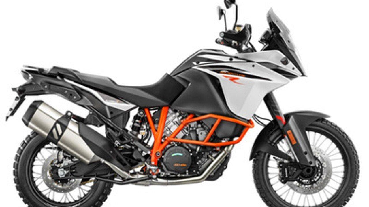 2017 KTM 1090 Adventure R for sale 200502490