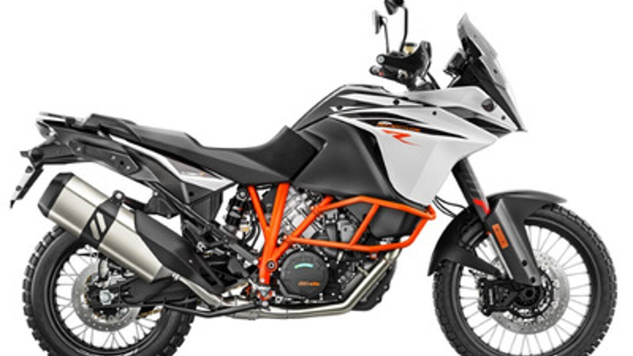 2017 KTM 1090 Adventure R for sale 200502577