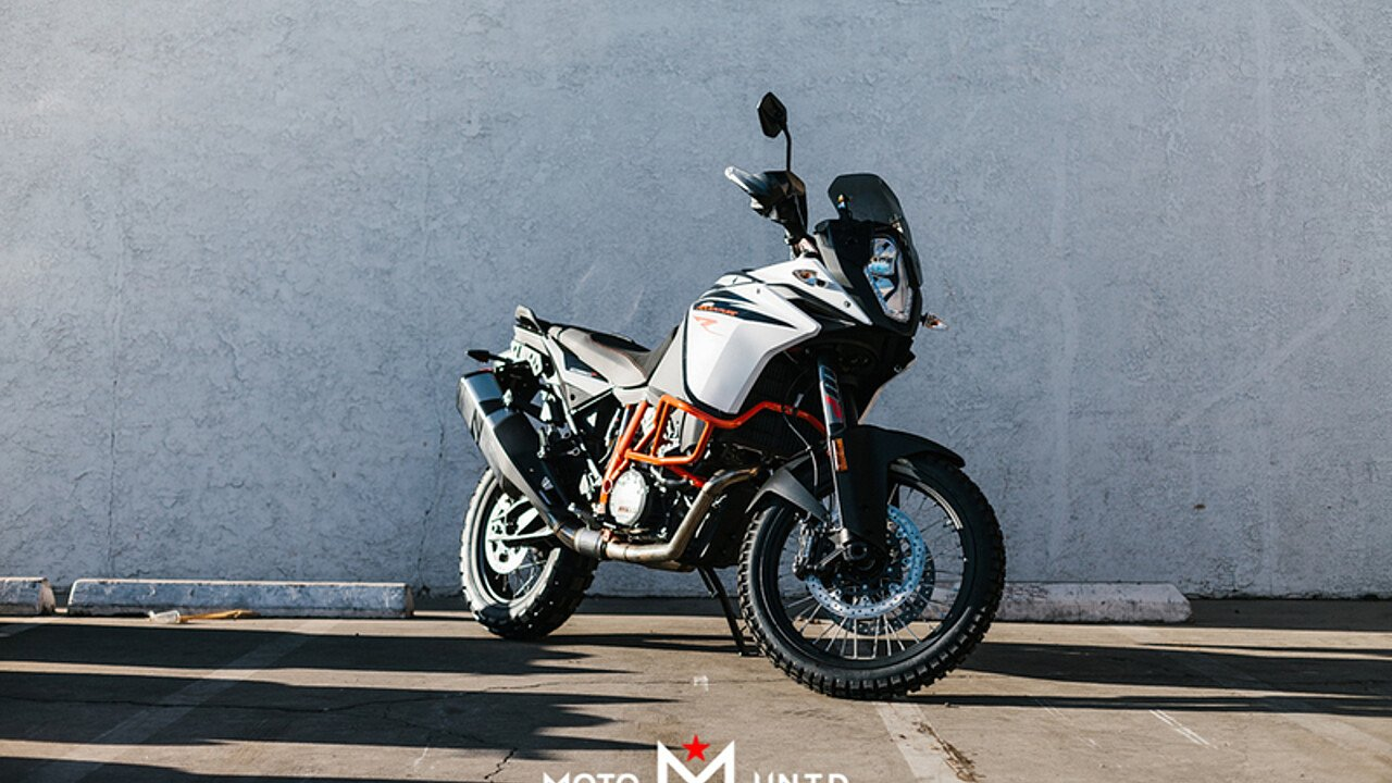 2017 KTM 1090 Adventure R for sale 200502623