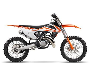 2017 KTM 125SX for sale 200458786