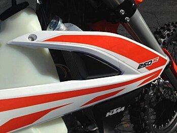 2017 KTM 250XC for sale 200502489