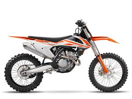 2017 KTM 350SX-F for sale 200502446