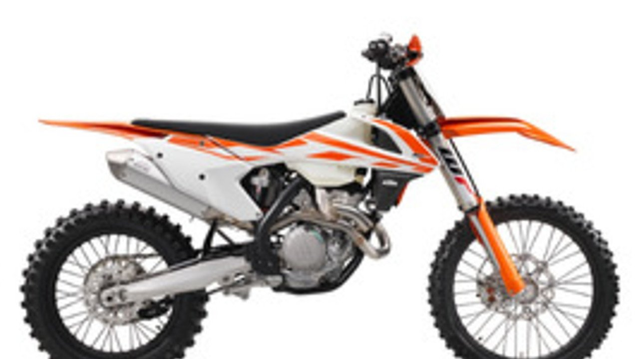 2017 KTM 350XC-F for sale 200560897