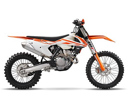 2017 KTM 350XC-F for sale 200458979