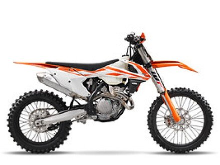 2017 KTM 350XC-F for sale 200502546