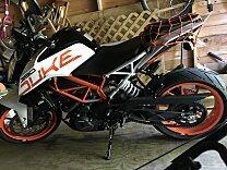 2017 KTM 390 Duke for sale 200600853