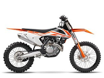 2017 KTM 450SX-F for sale 200560912