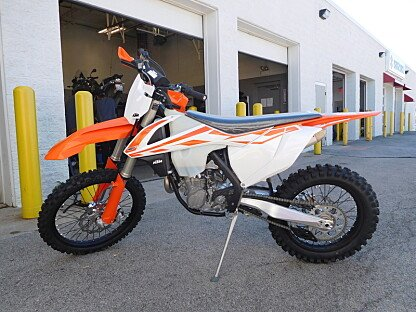 2017 KTM 450XC-F for sale 200395228