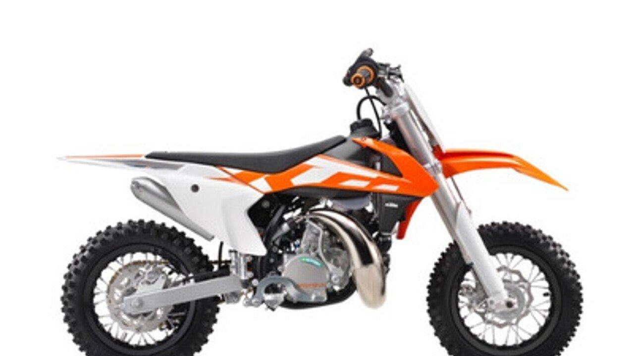 2017 KTM 50SX for sale 200421699