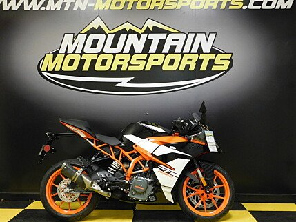 2017 KTM RC 390 for sale 200540772