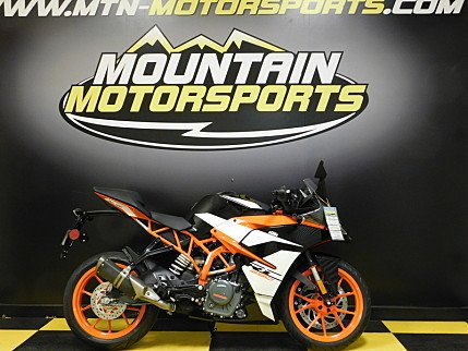 2017 KTM RC 390 for sale 200541011
