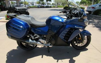2017 Kawasaki Concours 14 ABS for sale 200472486
