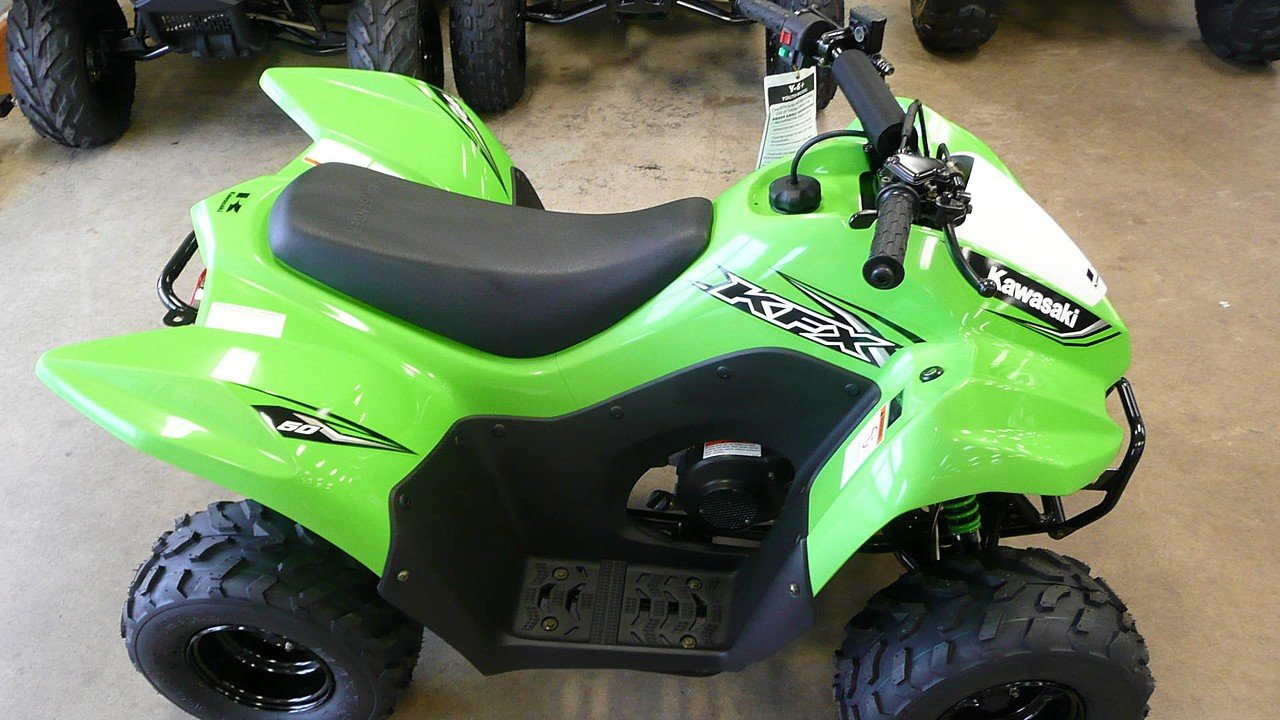 2017 Kawasaki KFX50 for sale 200492608