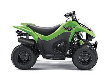 2017 Kawasaki KFX50 for sale 200492608