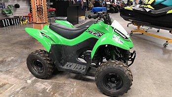 2017 Kawasaki KFX50 for sale 200506856