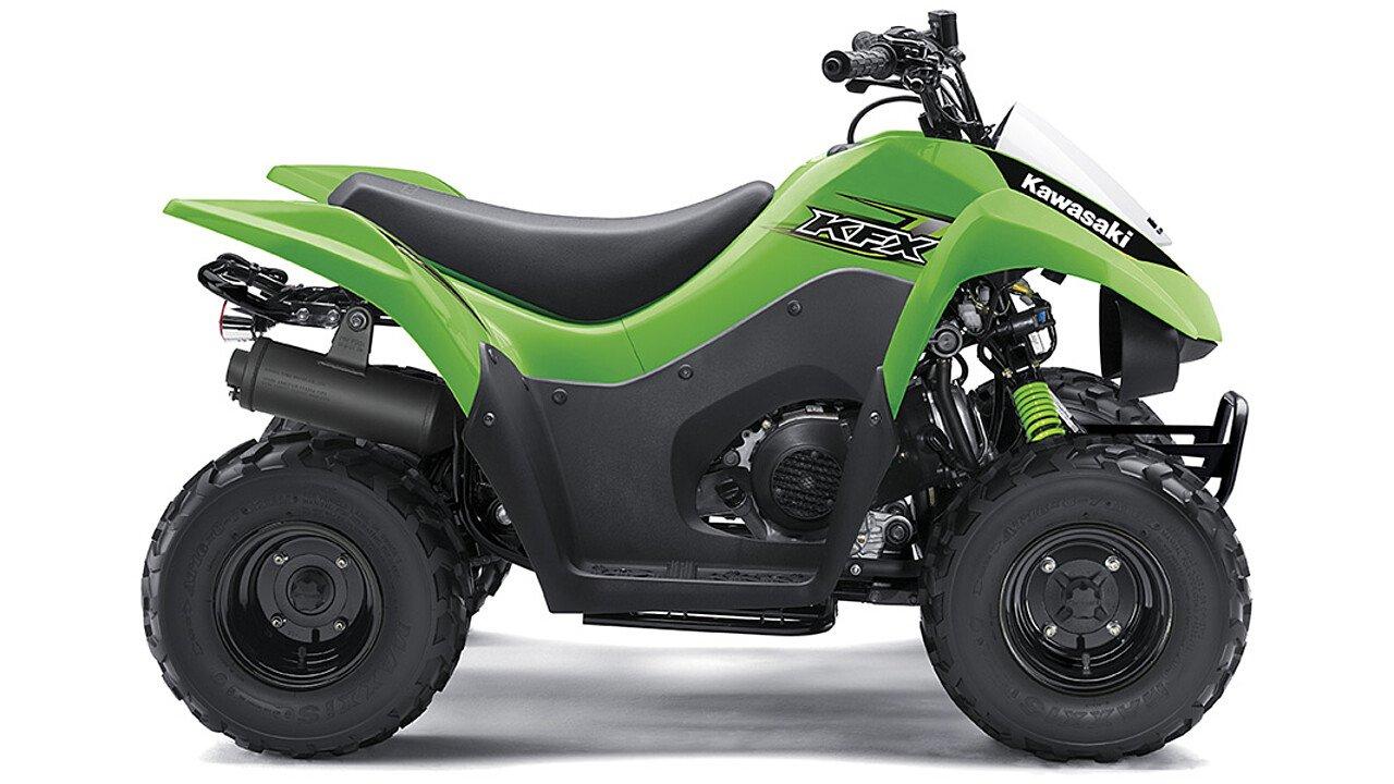 2017 Kawasaki KFX50 for sale 200513830