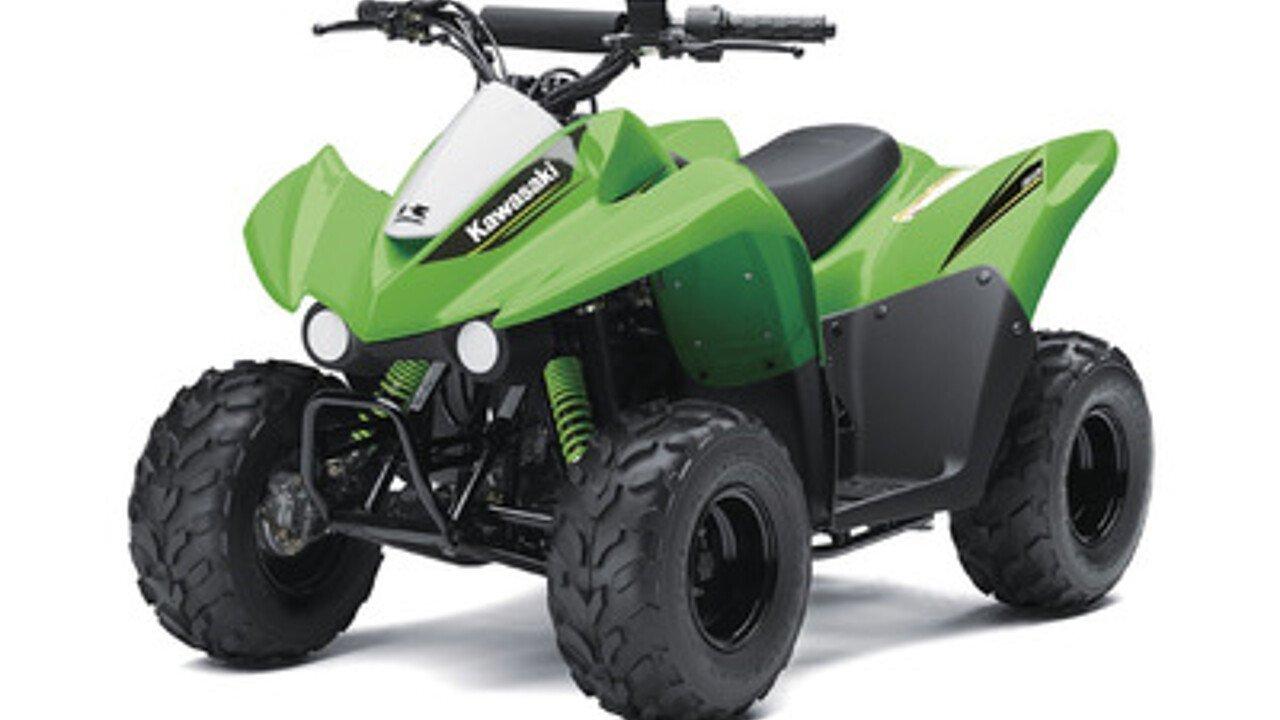 2017 Kawasaki KFX50 for sale 200560929