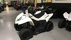 2017 Kawasaki KFX50 for sale 200486264
