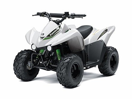 2017 Kawasaki KFX50 for sale 200486464