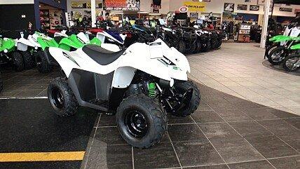 2017 Kawasaki KFX50 for sale 200496483