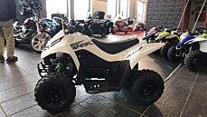 2017 Kawasaki KFX50 for sale 200504913
