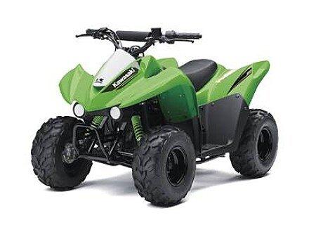 2017 Kawasaki KFX50 for sale 200504926