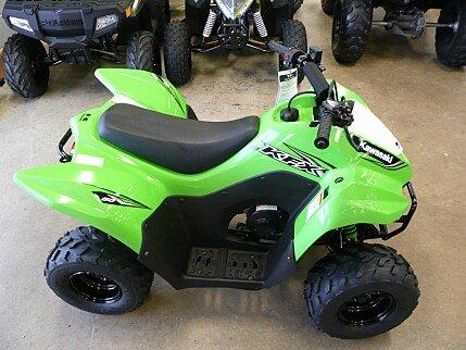2017 Kawasaki KFX50 for sale 200505404