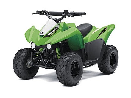 2017 Kawasaki KFX50 for sale 200506198