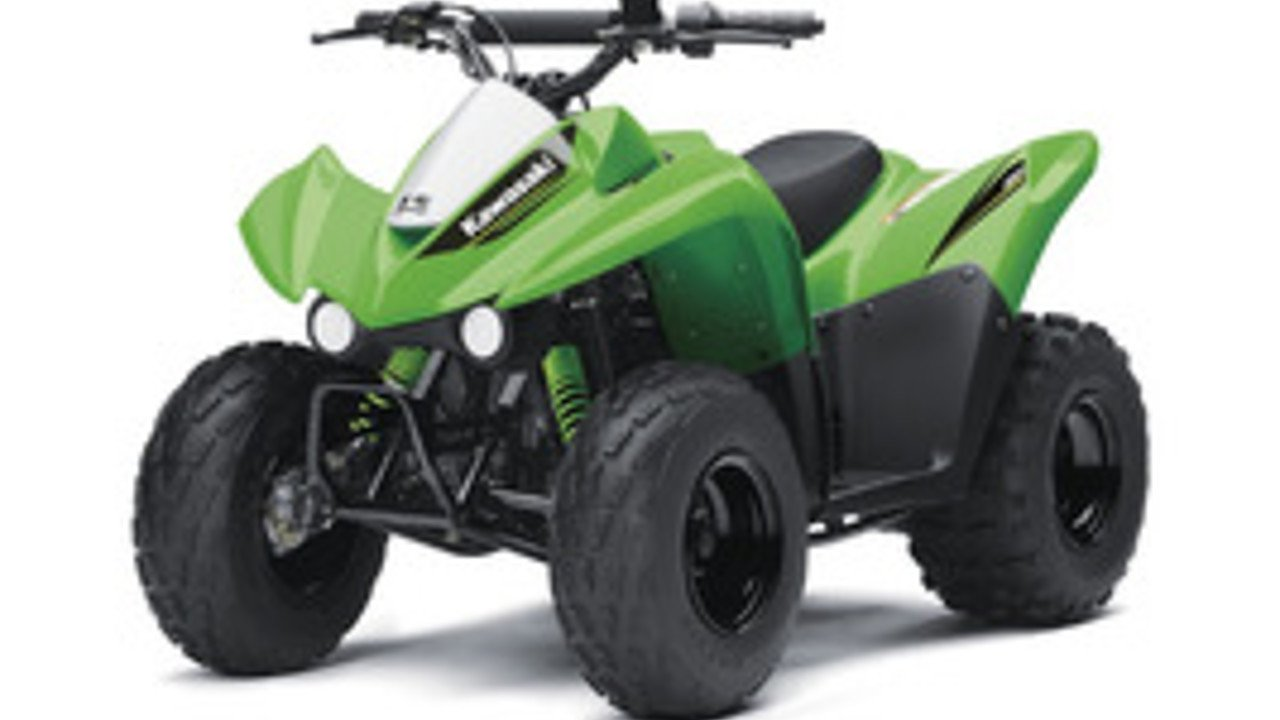 2017 Kawasaki KFX90 for sale 200502556