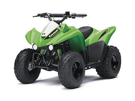 2017 Kawasaki KFX90 for sale 200426015