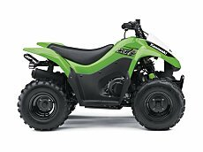 2017 Kawasaki KFX90 for sale 200429494