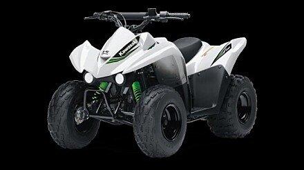 2017 Kawasaki KFX90 for sale 200498131