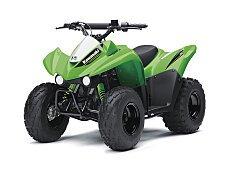 2017 Kawasaki KFX90 for sale 200510441