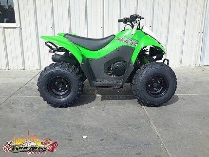 2017 Kawasaki KFX90 for sale 200522605