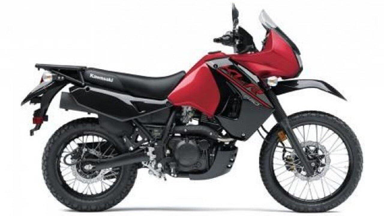 2017 Kawasaki KLR650 for sale 200430686