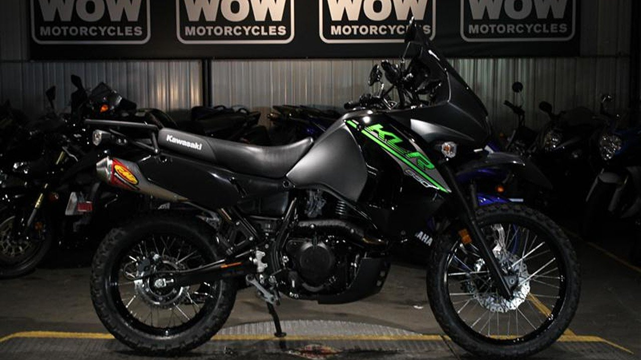 2017 Kawasaki KLR650 for sale 200548899