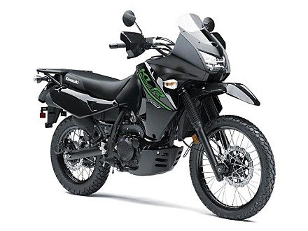 2017 Kawasaki KLR650 for sale 200495105