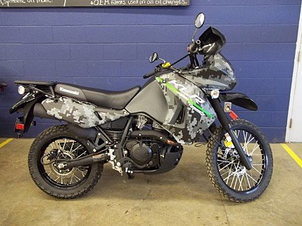 2017 Kawasaki KLR650 for sale 200526689