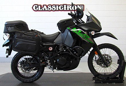 2017 Kawasaki KLR650 for sale 200575108