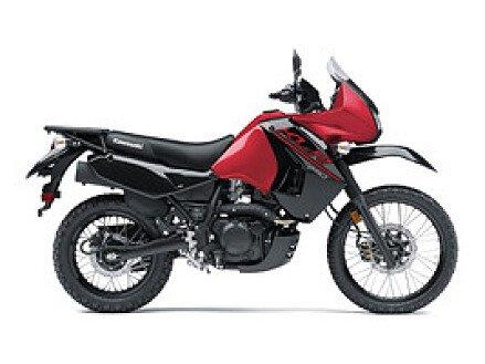 2017 Kawasaki KLR650 for sale 200606071