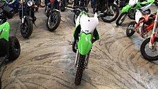 2017 Kawasaki KLX110 for sale 200399302