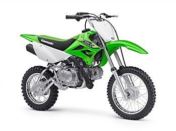 2017 Kawasaki KLX110L for sale 200496124