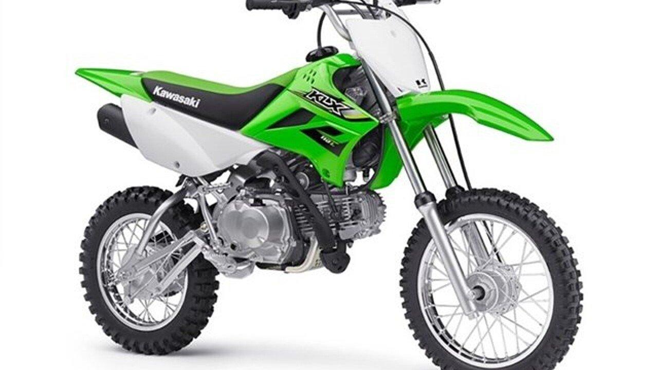 2017 Kawasaki KLX110L for sale 200496124