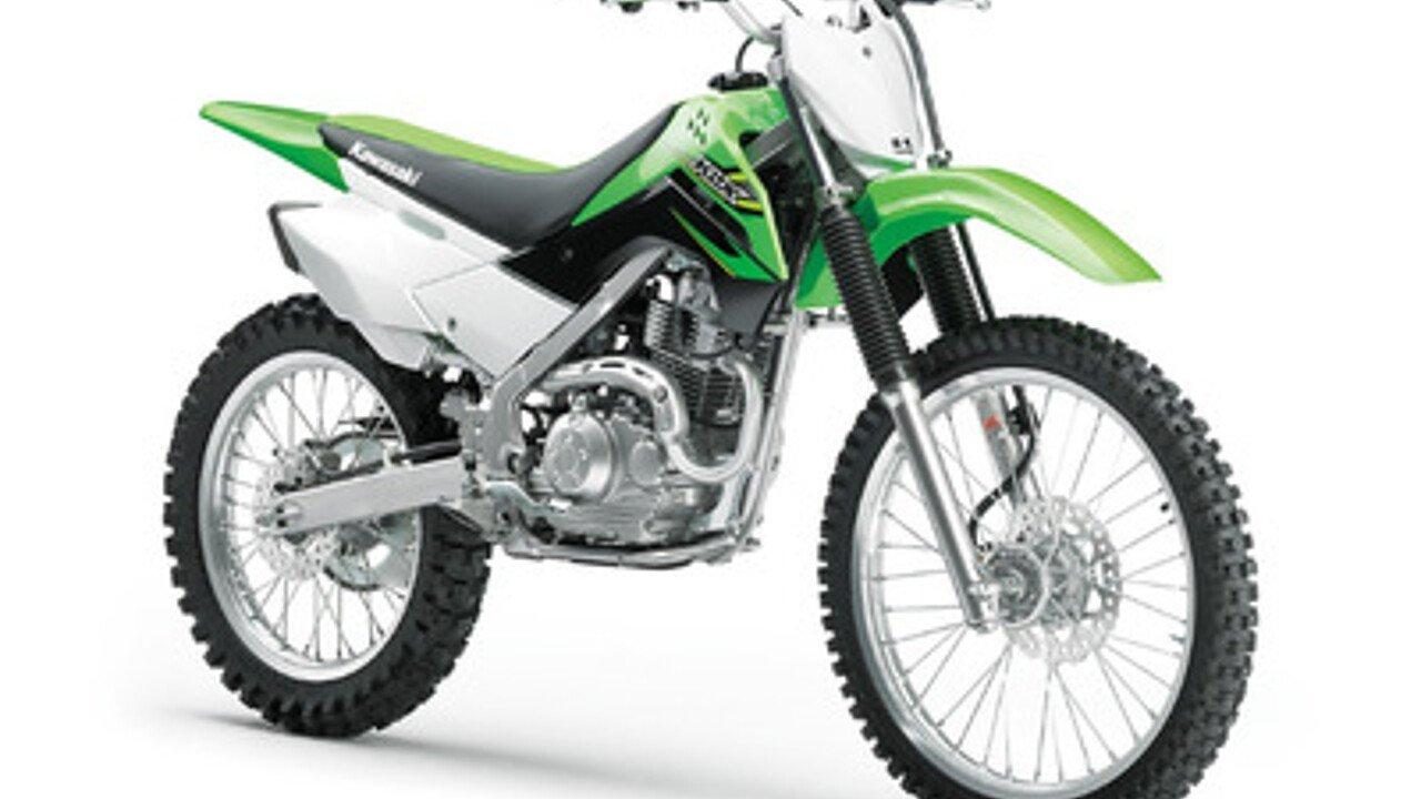 2017 Kawasaki KLX140 for sale 200424859