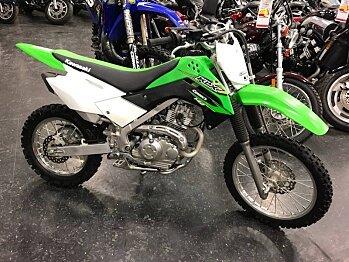 2017 Kawasaki KLX140 for sale 200523005