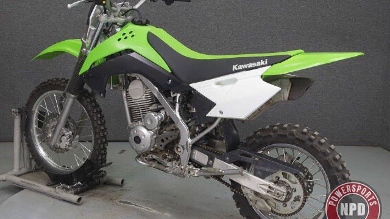 2017 Kawasaki KLX140 for sale 200621089
